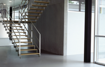 ståltrappa
