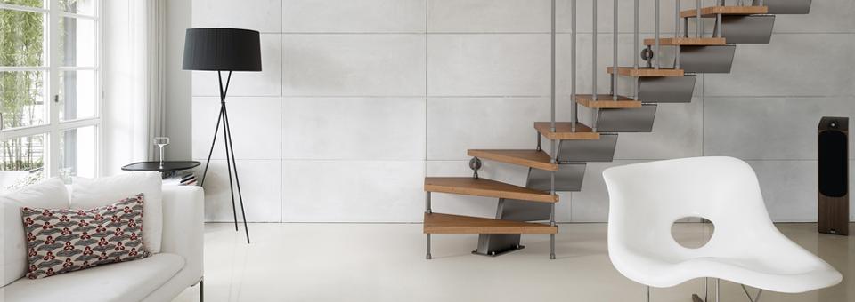 Senaste trenderna för trappor inomhus