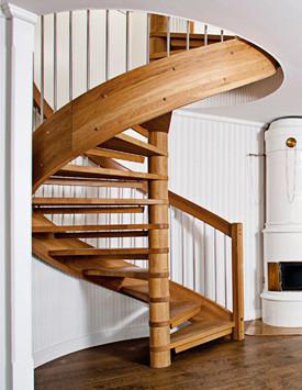 specialtrappor som trä och stål trappor