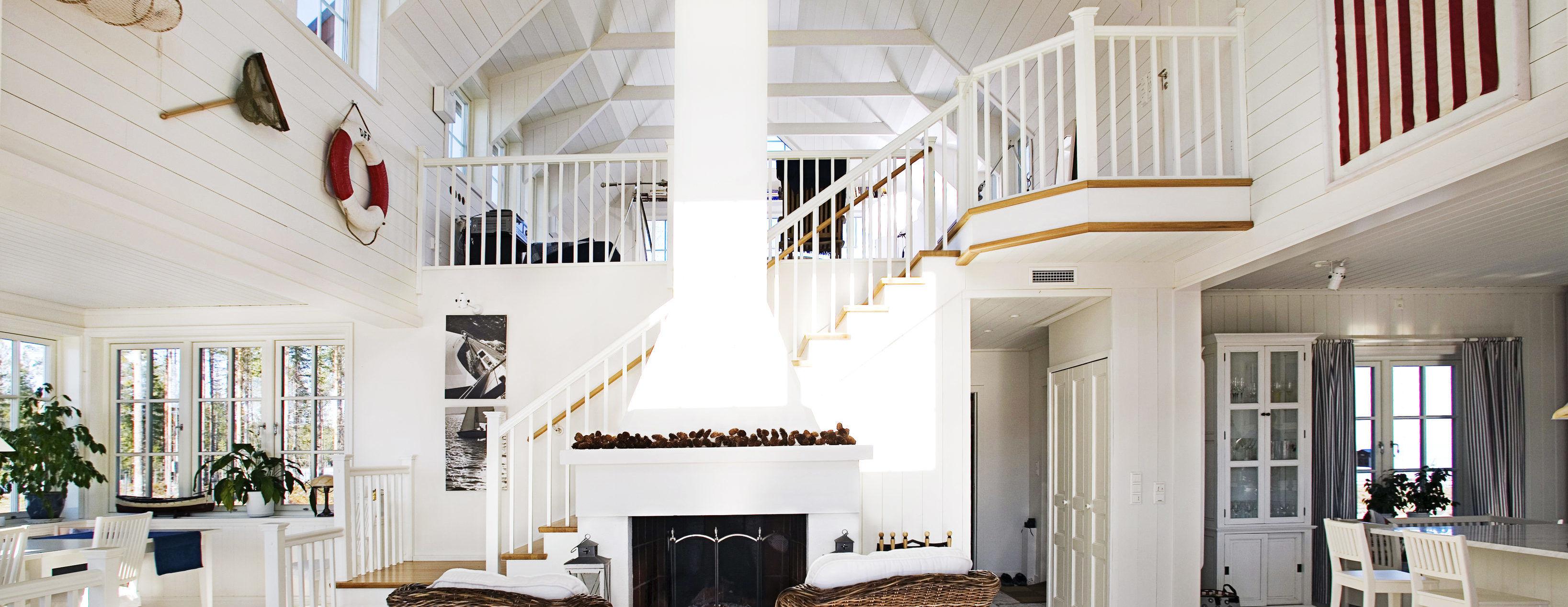 Bygg stilig trätrappa från trappspecialist | Trappspecialisterna