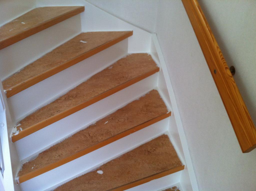 Renovera gammal trappa - före | Trappspecialisterna