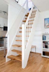branta loft trappa för inomhus att förbruka mindre utrymme för ditt inre | Trappspecialisterna