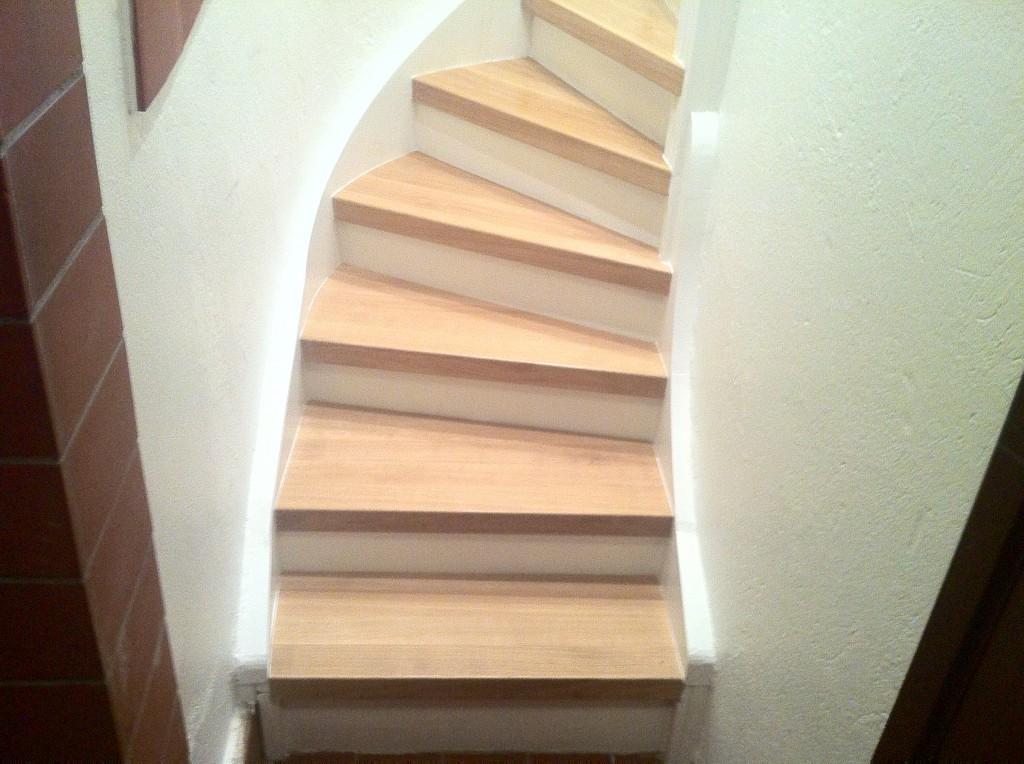 Renovera trätrappa - efter | Trappspecialisterna