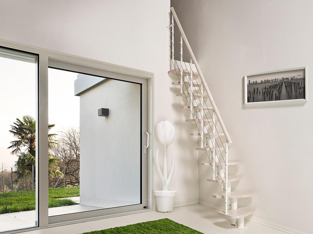 Fontanot premium indoor loft trappa | Trappspecialisterna