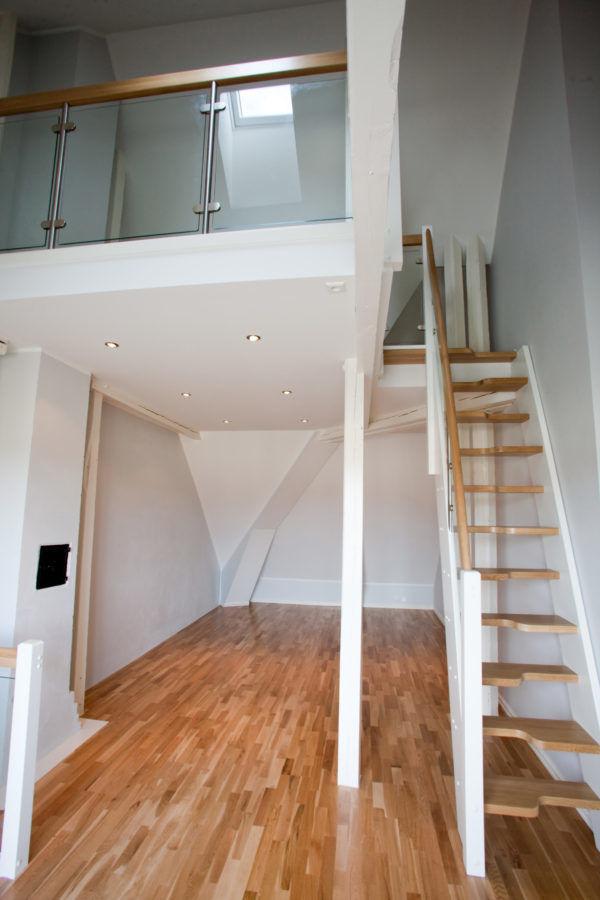 Bygga trätrappor inomhus | Trappspecialisterna