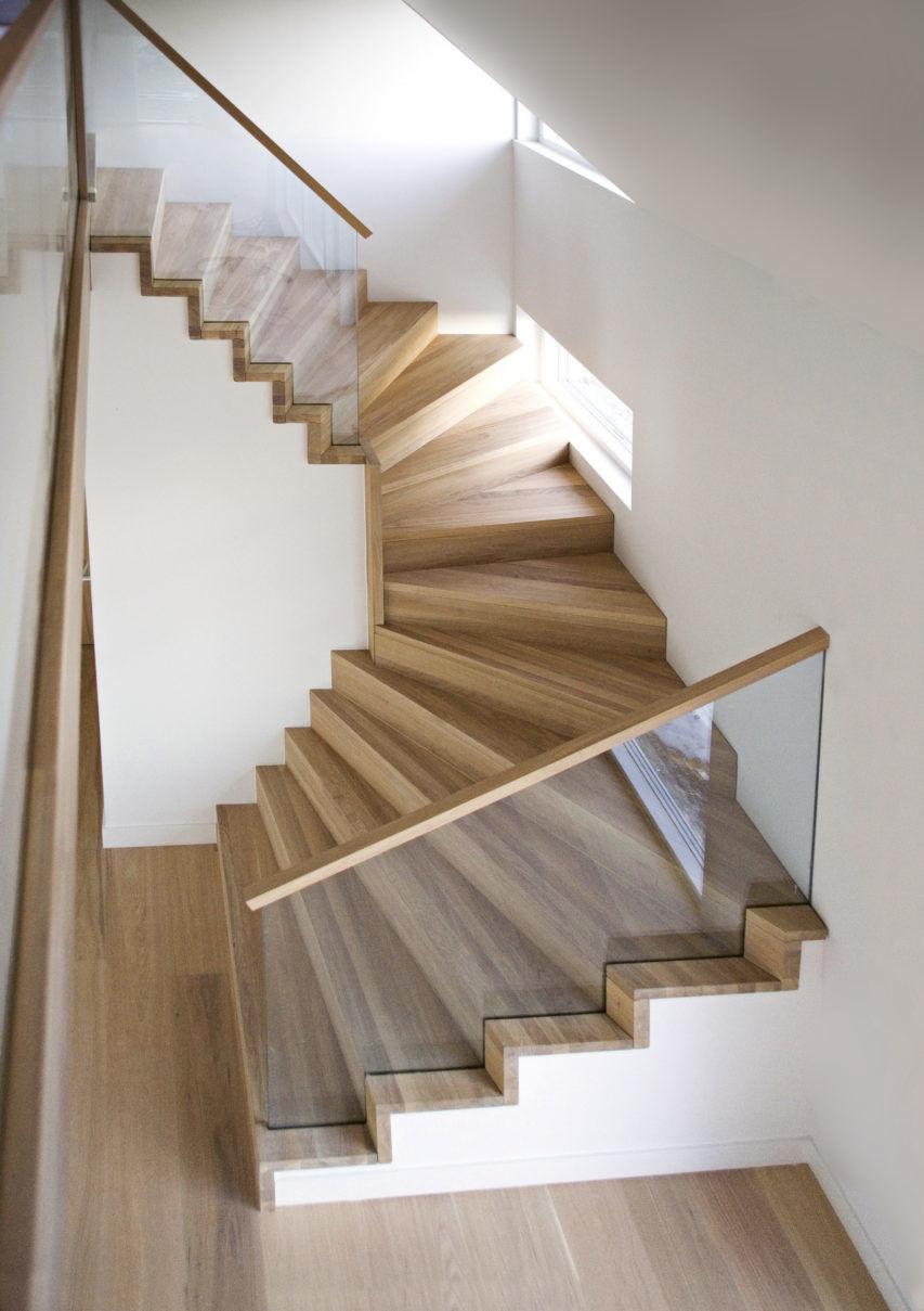 dekorera din trätrappa med glasrullar | Trappspecialisterna