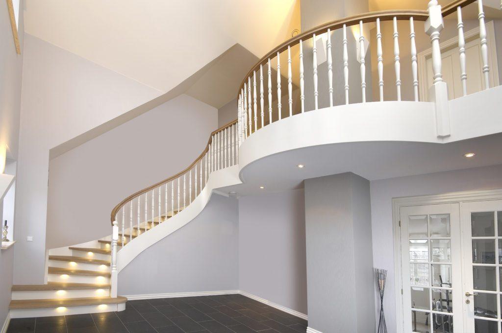 Bygg monumental trappa från trappa byggare | Trappspecialisterna