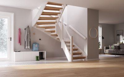 Tips för att bygga en trätrappa