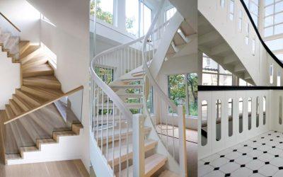 Renovera din trappa och ge den ett nytt och fräscht utseende igen
